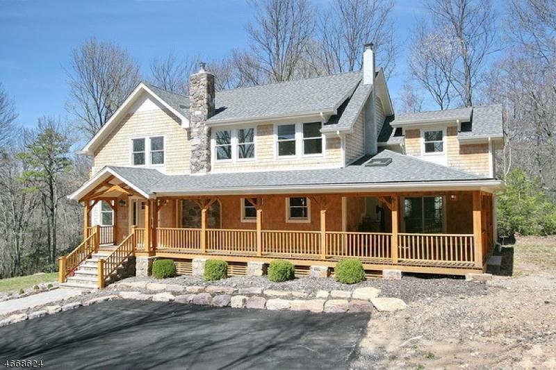 Частный односемейный дом для того Аренда на 984 Green Pond Road Newfoundland, Нью-Джерси 07435 Соединенные Штаты