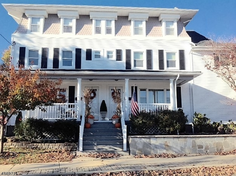 Single Family Home for Rent at 3 CANAL Street Raritan, New Jersey 08869 United States