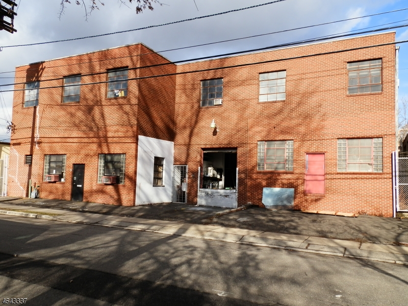 Commercial for Sale at 413 Florence Avenue Hillside, 07205 United States