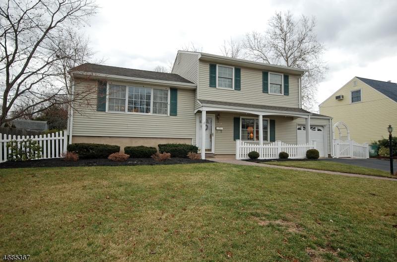 Частный односемейный дом для того Продажа на 101 S Woodland Avenue Middlesex, 08846 Соединенные Штаты
