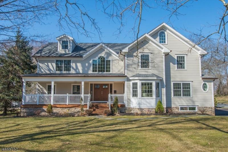 独户住宅 为 销售 在 17 MILLSTONE Drive 利文斯顿, 07039 美国