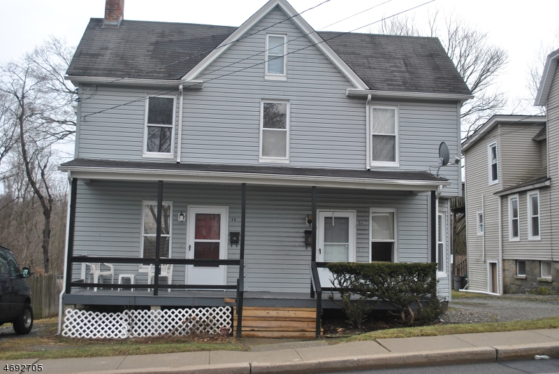Single Family Home for Rent at 18B Union Place Newton, New Jersey 07860 United States