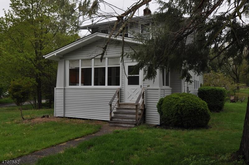 Частный односемейный дом для того Аренда на 56 Passaic Valley Road Montville, Нью-Джерси 07045 Соединенные Штаты