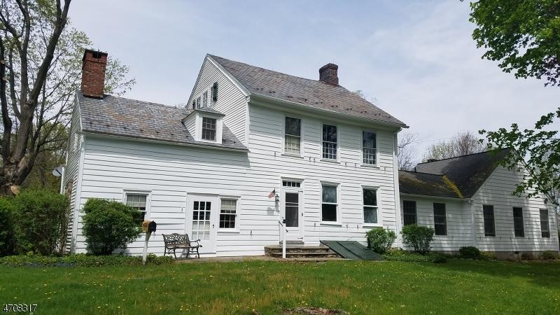 Частный односемейный дом для того Аренда на 40 Dry Road Blairstown, Нью-Джерси 07825 Соединенные Штаты