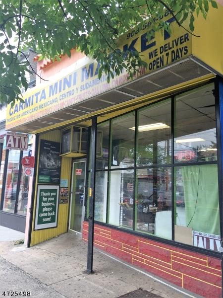 Коммерческий для того Продажа на 1216 W Front Street 1216 W Front Street Plainfield, Нью-Джерси 07063 Соединенные Штаты
