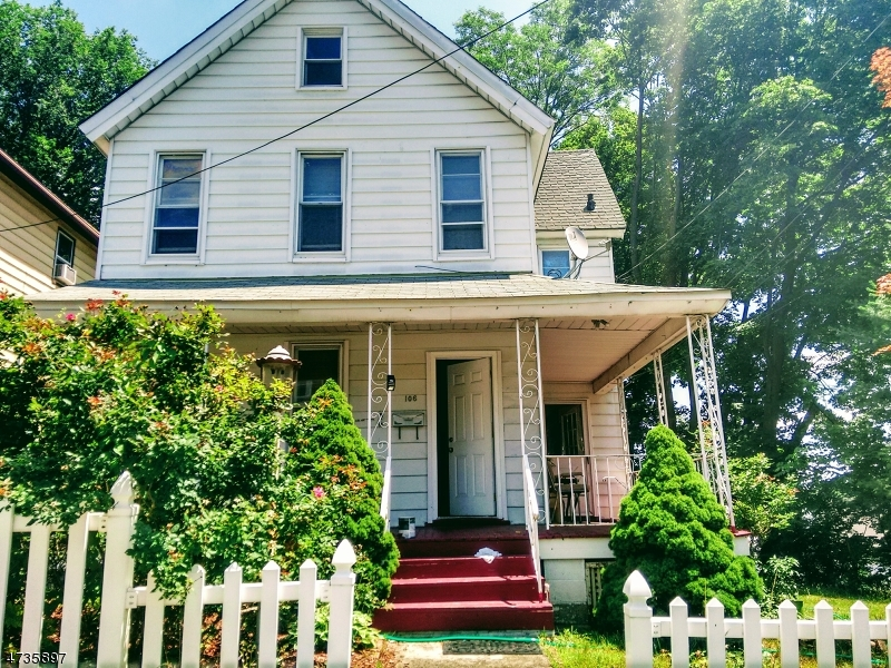 Single Family Home for Sale at 106 Pequannock Street Dover Township, New Jersey 07801 United States