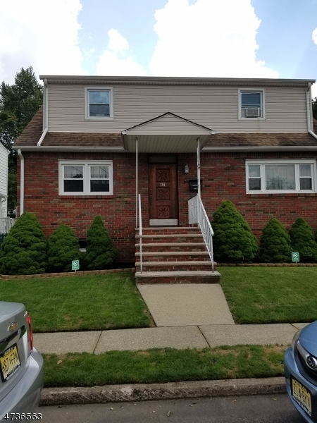 Single Family Home for Rent at 114 GLOVER Avenue Woodland Park, New Jersey 07424 United States
