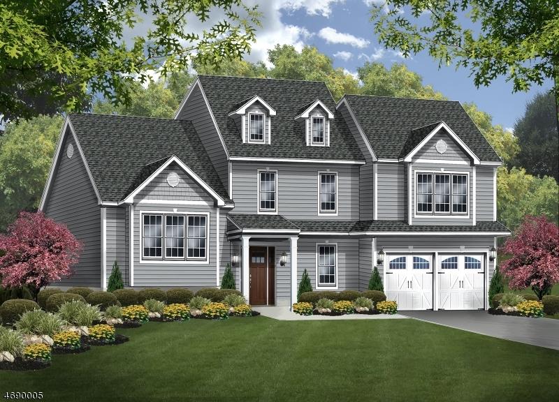 Maison unifamiliale pour l Vente à 330 New Providence Road Mountainside, New Jersey 07092 États-Unis