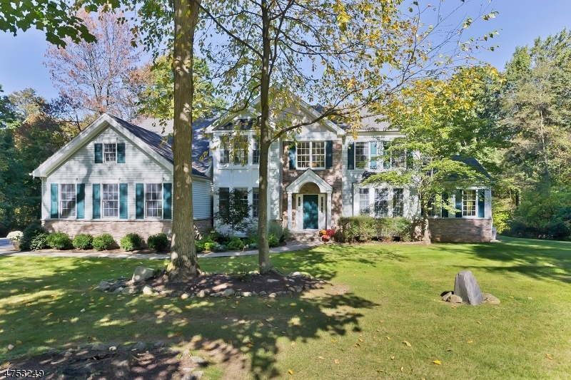 Single Family Home for Sale at 7 Country Woods Drive Lebanon, New Jersey 08826 United States
