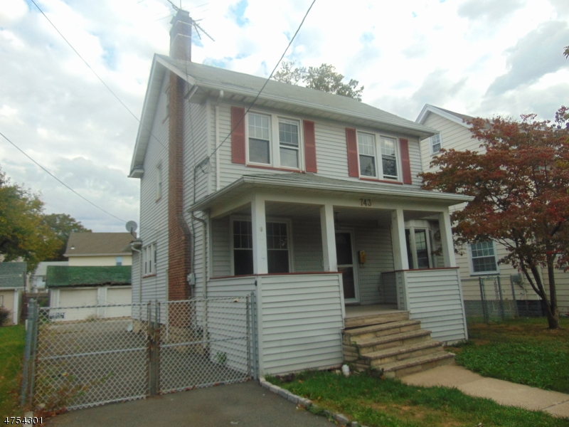 Single Family Home for Rent at 743-745 LIVINGSTON Road Elizabeth, New Jersey 07208 United States