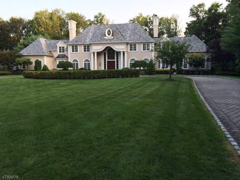 Single Family Home for Sale at 33 Cameron Road Saddle River, New Jersey 07458 United States