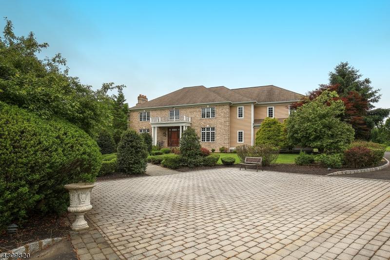 Maison unifamiliale pour l Vente à 380 MINEBROOK Road Far Hills, New Jersey 07931 États-Unis