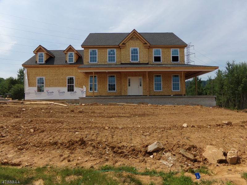 Casa Unifamiliar por un Venta en 8 Highlands Way Lopatcong, Nueva Jersey 08865 Estados Unidos