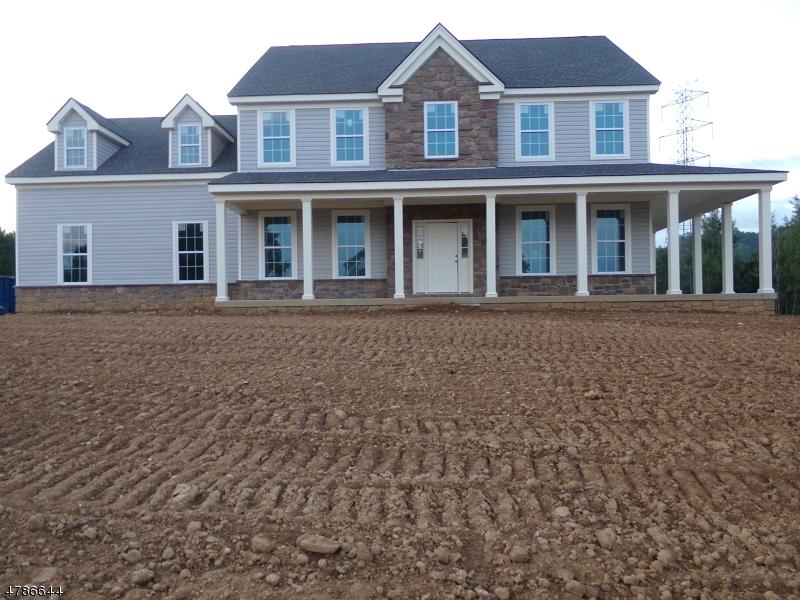Property por un Venta en 8 Highlands Way Lopatcong, Nueva Jersey 08865 Estados Unidos