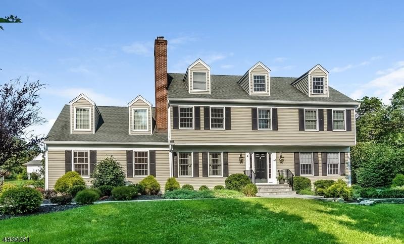 Maison unifamiliale pour l à louer à 45 JEFFREY COURT Bernards Township, New Jersey 07920 États-Unis