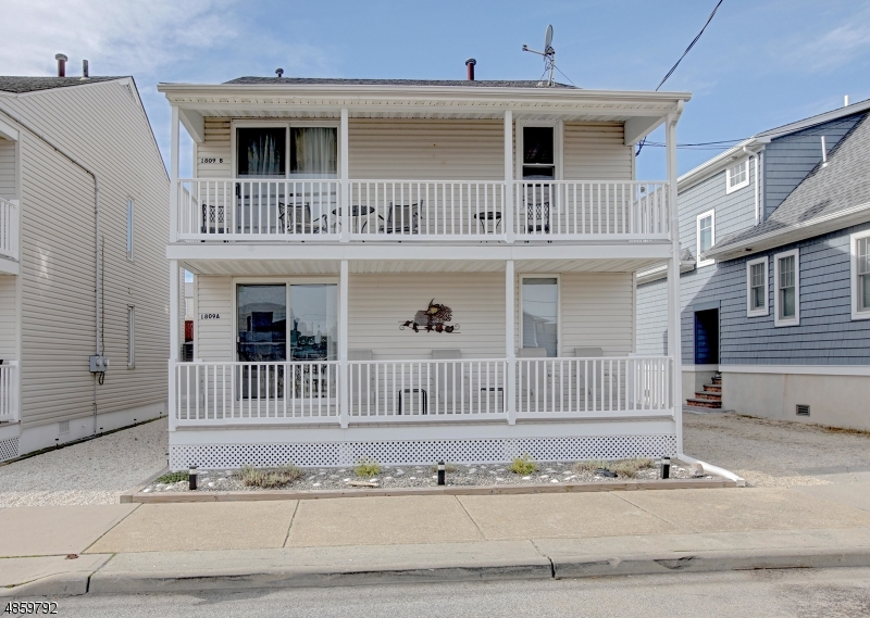 Condo / Townhouse for Sale at 1809 NW CENTRAL Avenue Seaside Park, New Jersey 08752 United States