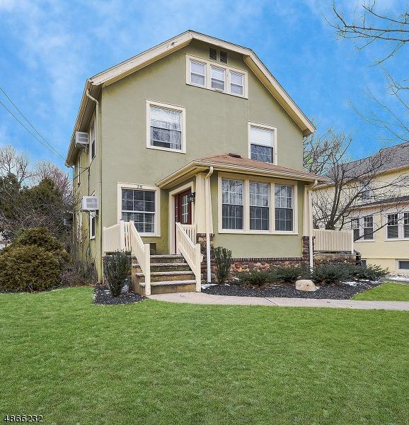Maison unifamiliale pour l à louer à 28 FAIRVIEW Avenue Summit, New Jersey 07901 États-Unis