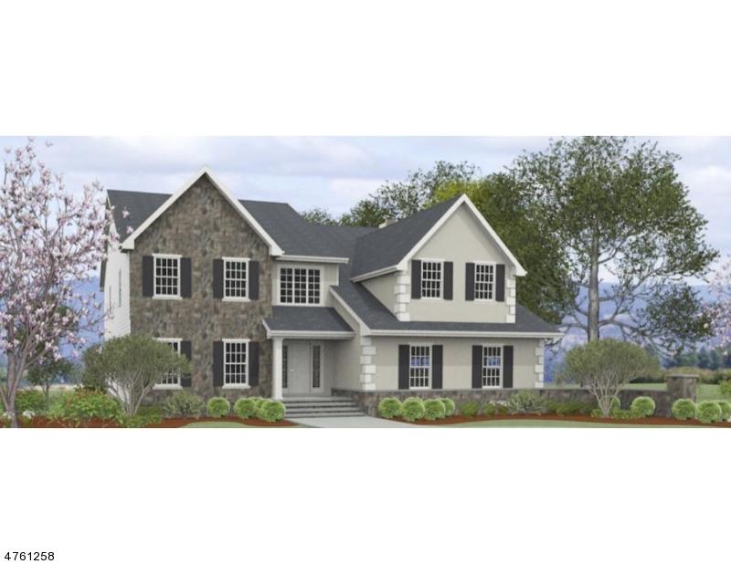 Частный односемейный дом для того Продажа на 1 MARY FARM Road Denville, Нью-Джерси 07834 Соединенные Штаты