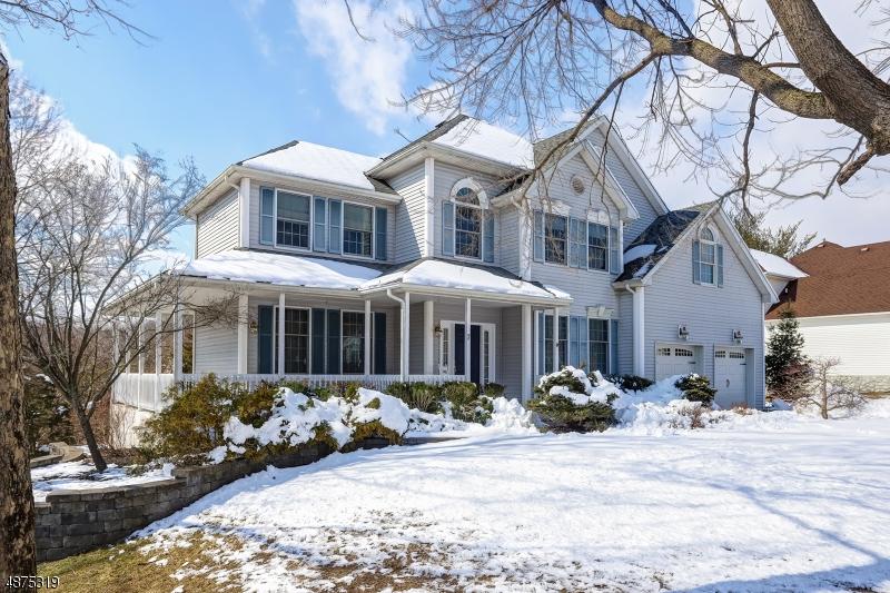 Villa per Vendita alle ore 7 PERRY Street Peapack Gladstone, New Jersey 07977 Stati Uniti