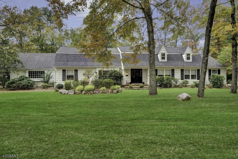 Single Family Homes pour l Vente à Long Hill, New Jersey 07946 États-Unis