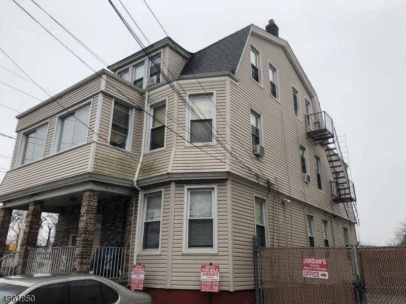 Multi-Family Homes por un Venta en Irvington, Nueva Jersey 07111 Estados Unidos
