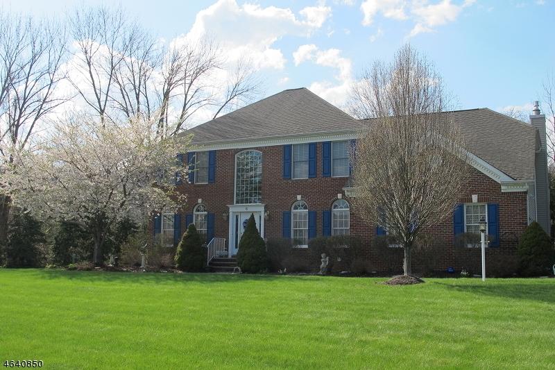 独户住宅 为 销售 在 8 Mohawk Crossing 弗农, 07462 美国