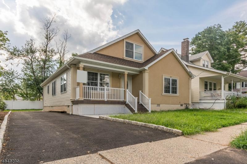 Casa Unifamiliar por un Venta en 1508 Lawrence Street Rahway, Nueva Jersey 07065 Estados Unidos