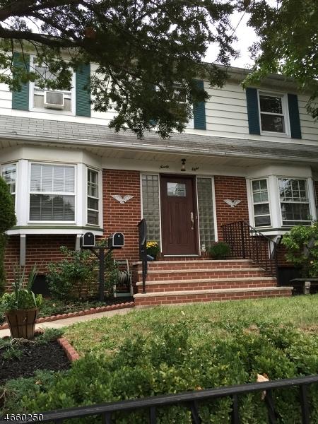 Частный односемейный дом для того Аренда на 98 Church Street Haledon, 07508 Соединенные Штаты