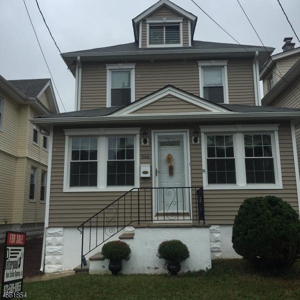 独户住宅 为 销售 在 546 Newark Avenue Kenilworth, 07033 美国