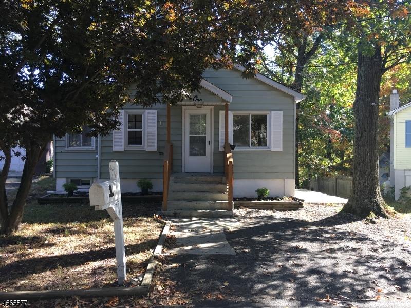 Частный односемейный дом для того Аренда на 1 Adams Trail Hopatcong, Нью-Джерси 07843 Соединенные Штаты