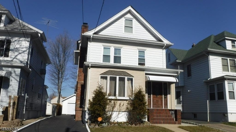 Single Family Home for Sale at 60 E 3rd Street Clifton, New Jersey 07011 United States