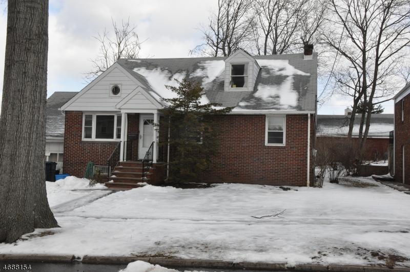 Частный односемейный дом для того Аренда на 326 Parker Avenue Hackensack, Нью-Джерси 07601 Соединенные Штаты