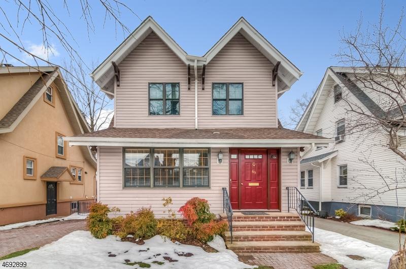 独户住宅 为 销售 在 63 Hillcrest Road Kearny, 新泽西州 07032 美国