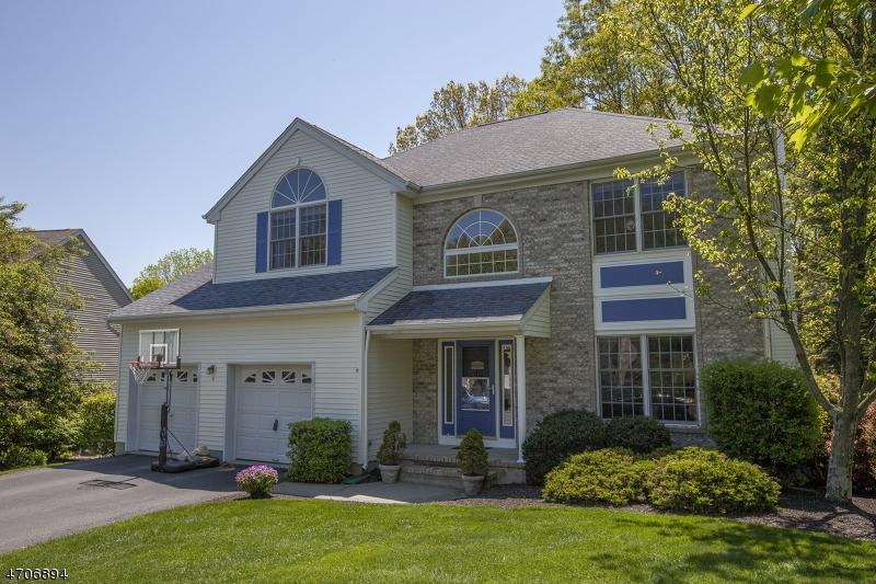 Casa Unifamiliar por un Venta en 6 Lazarus Drive Ledgewood, Nueva Jersey 07852 Estados Unidos