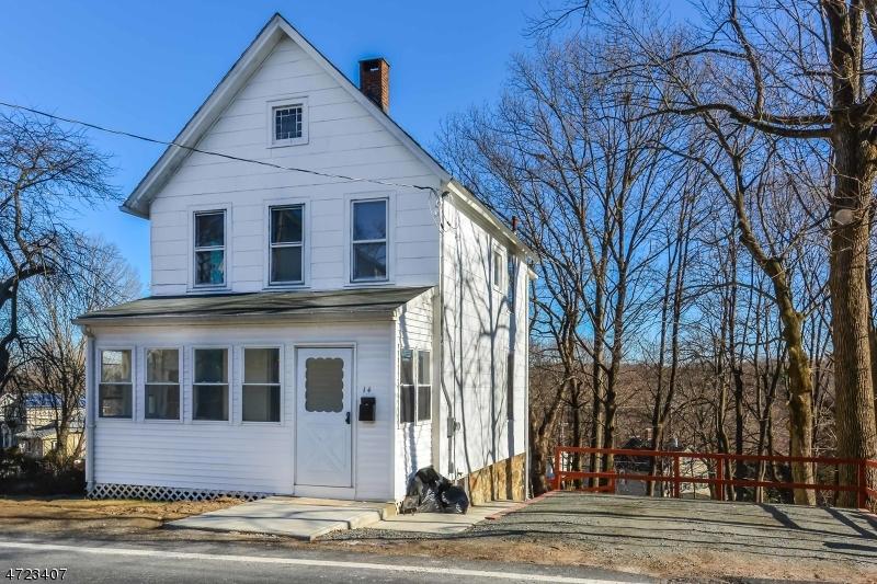 独户住宅 为 出租 在 14 Millbrook Avenue Dover, 新泽西州 07801 美国