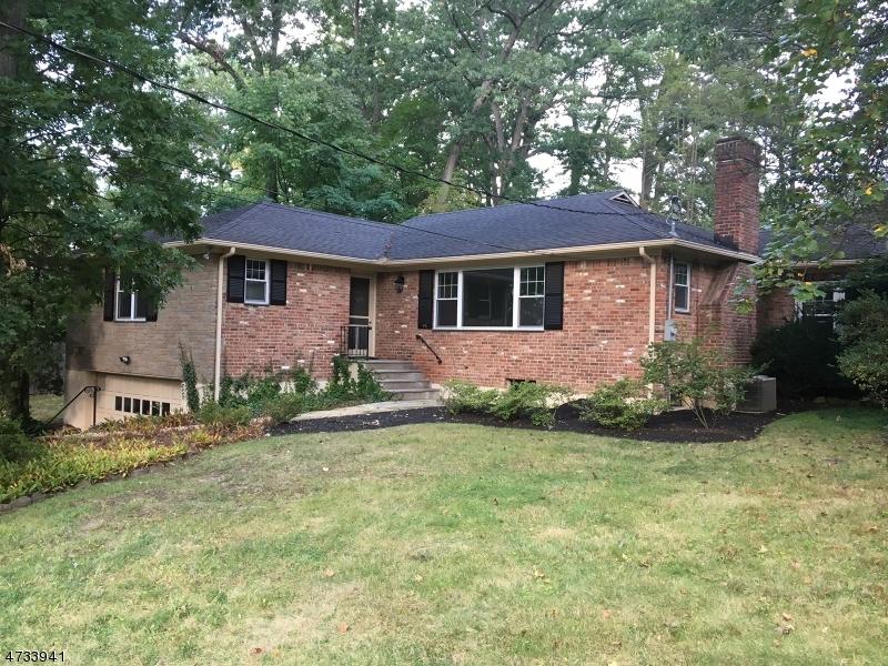 Частный односемейный дом для того Аренда на 99 Fernwood Road Summit, Нью-Джерси 07901 Соединенные Штаты