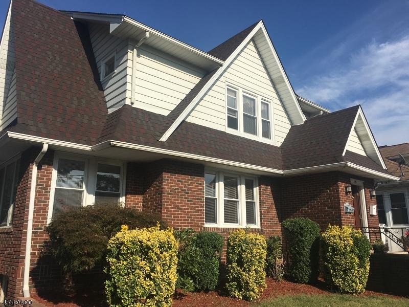 Maison unifamiliale pour l à louer à 45 Cliff Street Haledon, New Jersey 07508 États-Unis