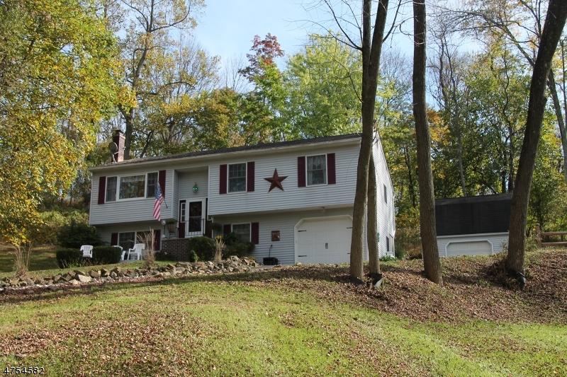 独户住宅 为 销售 在 18 Staats Road 布鲁姆斯伯里, 新泽西州 08804 美国