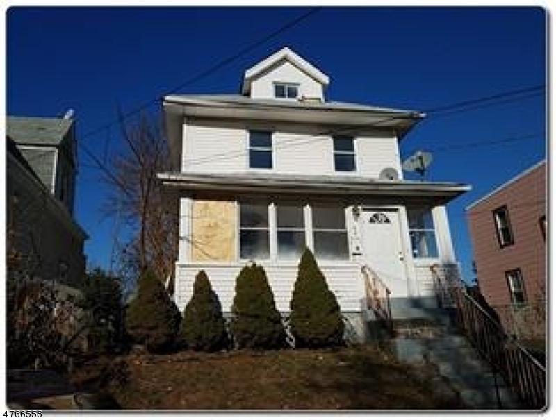 独户住宅 为 销售 在 Address Not Available Irvington, 新泽西州 07111 美国