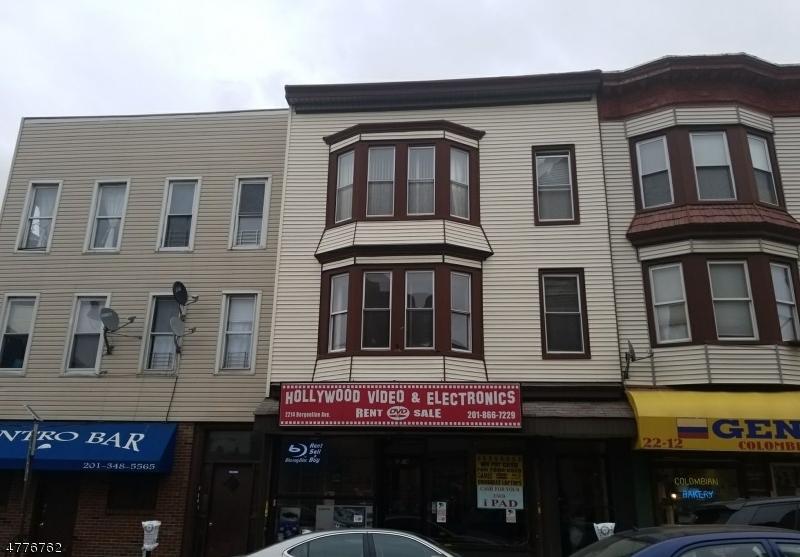 多户住宅 为 销售 在 2214 Bergenline Avenue Union, 新泽西州 07087 美国