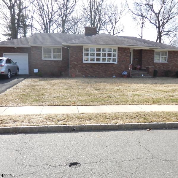 一戸建て のために 売買 アット 166 Cherry Avenue Bound Brook, ニュージャージー 08805 アメリカ合衆国