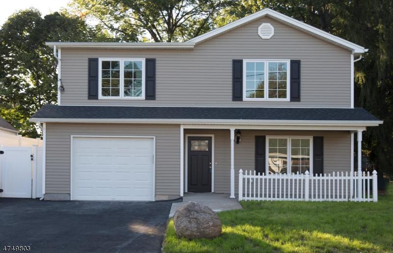 獨棟家庭住宅 為 出售 在 16 Fairview Avenue Bergenfield, 新澤西州 07621 美國