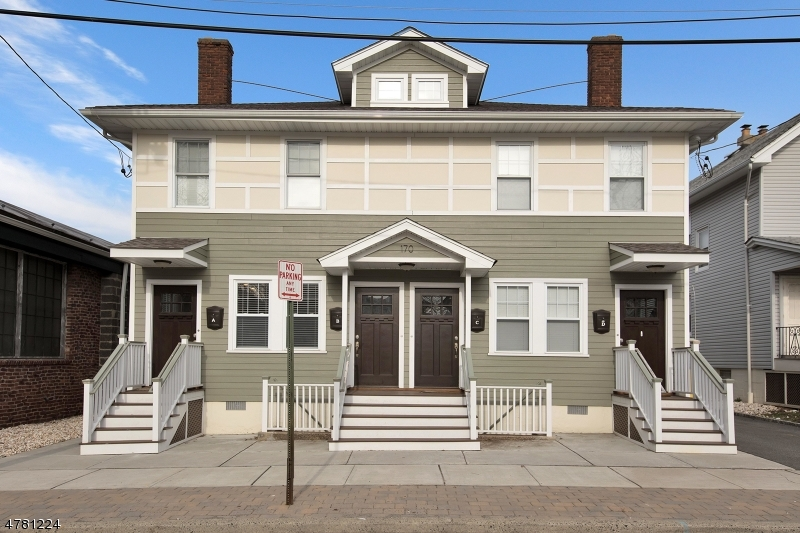 Single Family Home for Rent at 170-172 Pine St, Montclair, New Jersey 07042 United States