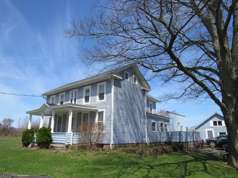 Частный односемейный дом для того Продажа на 937 State Highway 12 Kingwood, Нью-Джерси 08825 Соединенные Штаты