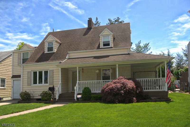 Single Family Home for Sale at 447 Pine Avenue Garwood, New Jersey 07027 United States