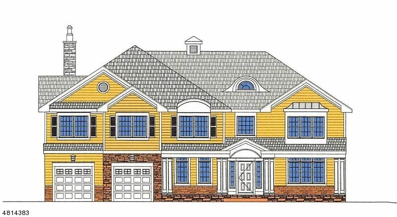 Maison unifamiliale pour l Vente à 2 HARRISON Street Caldwell, New Jersey 07006 États-Unis