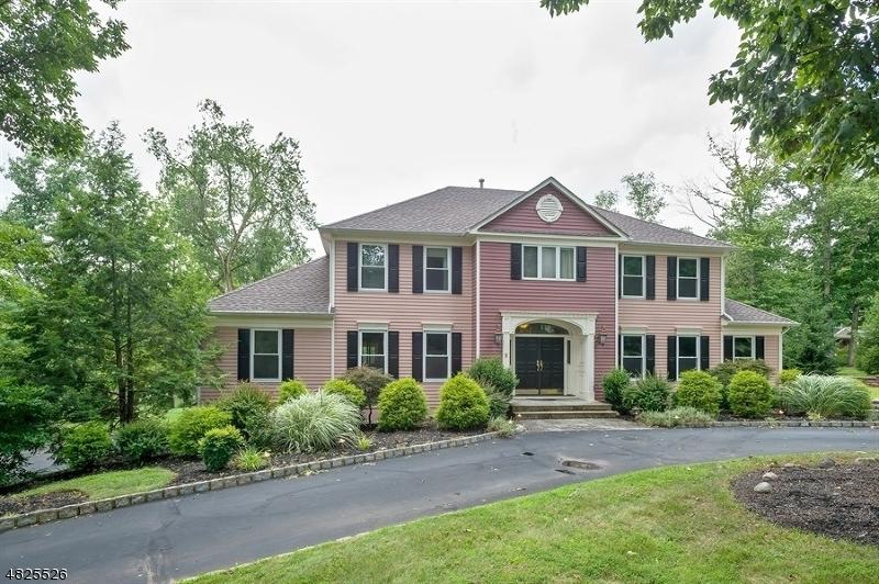 Частный односемейный дом для того Аренда на 5 Wilde Hollow Bridgewater, Нью-Джерси 08836 Соединенные Штаты