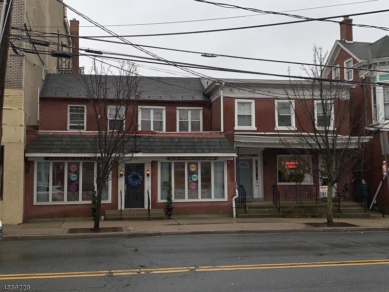 Flerfamiljshus för Försäljning vid 15 W WASHINGTON Avenue Washington, New Jersey 07882 Förenta staterna