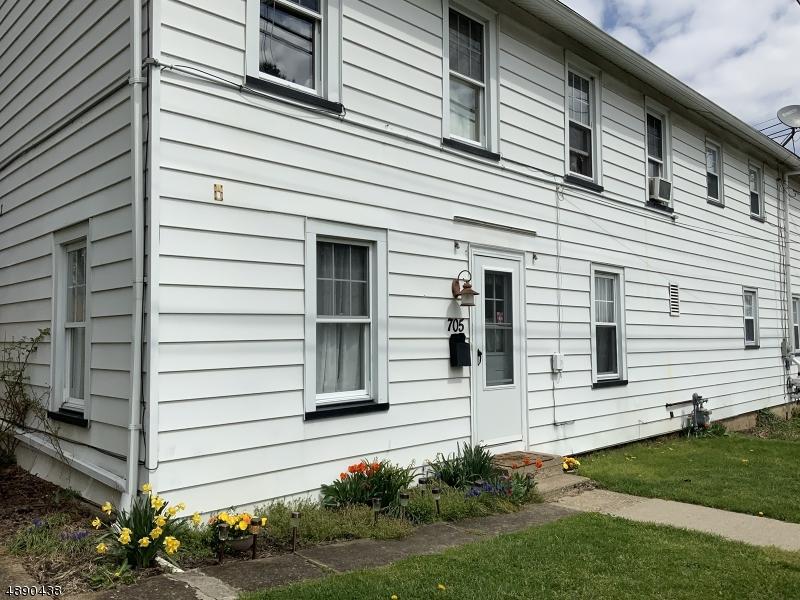 Casa Unifamiliar por un Venta en 705 SOUTH BLVD Alpha, Nueva Jersey 08865 Estados Unidos