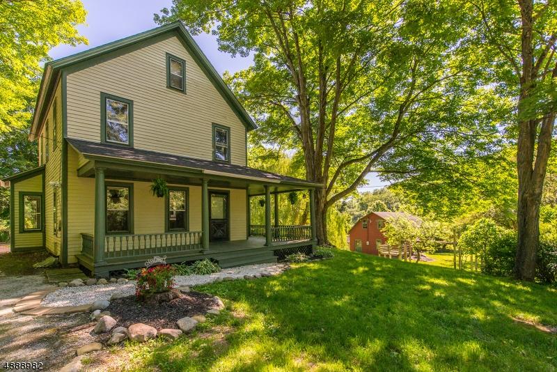 Property 為 出售 在 Stillwater, 新澤西州 07860 美國